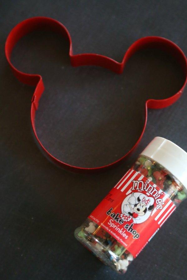 Disney Copycat Mickey Treat Supplies