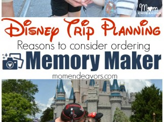 Disney Trip Memory Maker Photos(1)