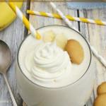 Banana Pudding Milkshake