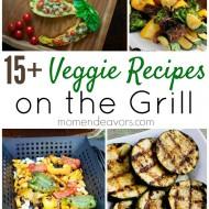 15+ Grilled Vegetable Recipes