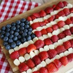 Healthy Patriotic Snack
