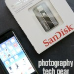 Photography Storage Gear - SanDisk iXpand