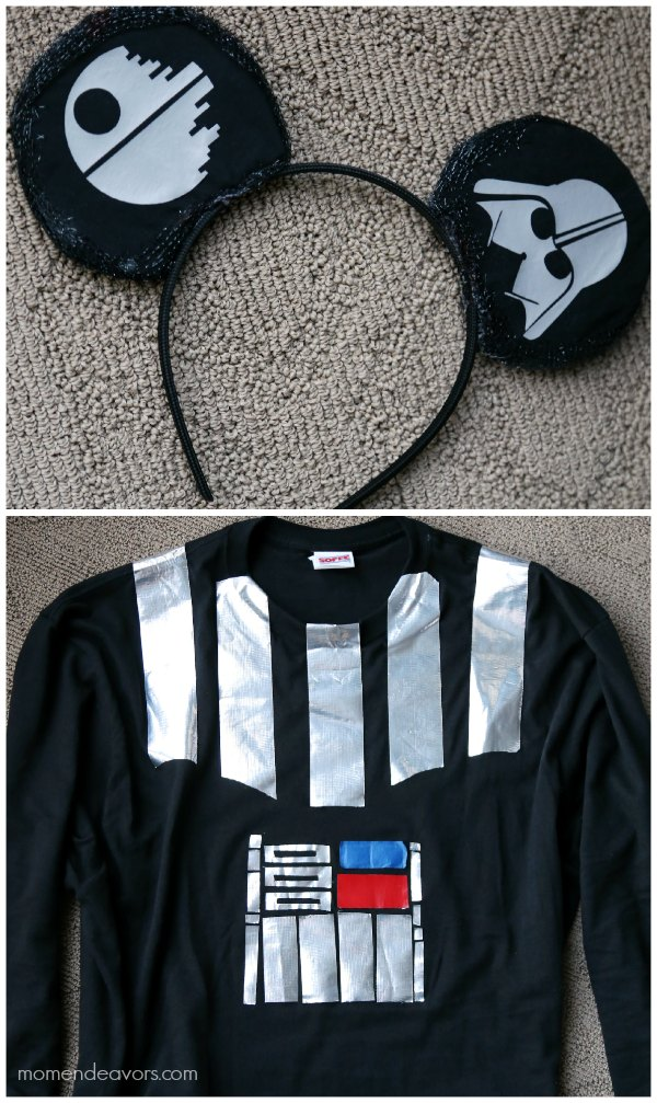 Star Wars Dark Side Ears