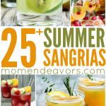 25+ Summer Sangria Recipes