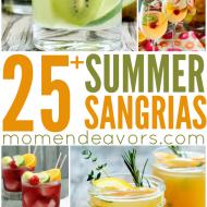 25+ Delicious Sangria Recipes