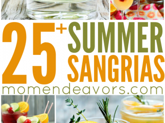 25+ Summer Sangria Recipes