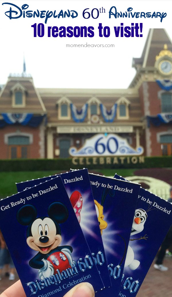 Disneyland 60 Reasons to Visit