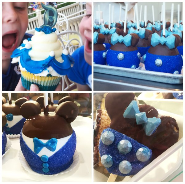 Disneyland 60 treats