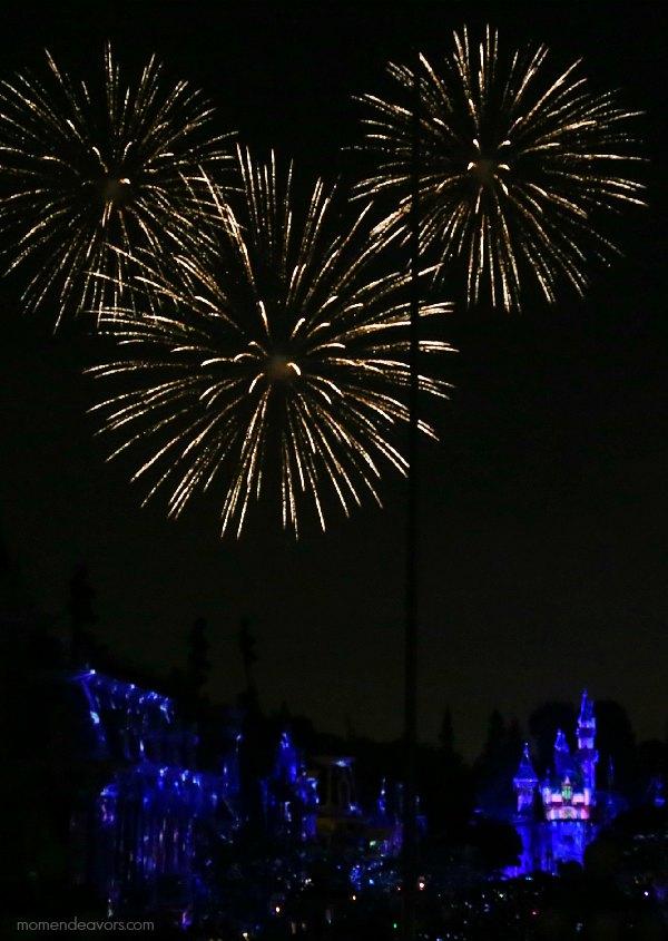 Disneyland Forever Fireworks Show