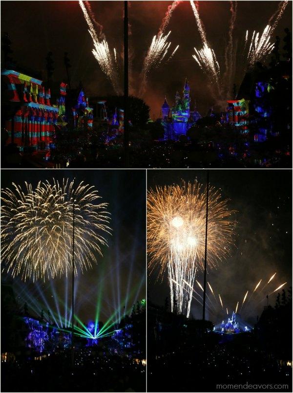 Disneyland Forver Fireworks