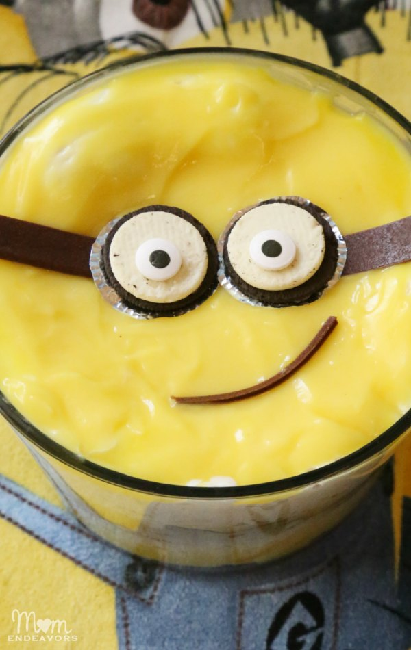 Minion Party Food Recipe