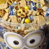 Minion Munch Snack Mix Recipe