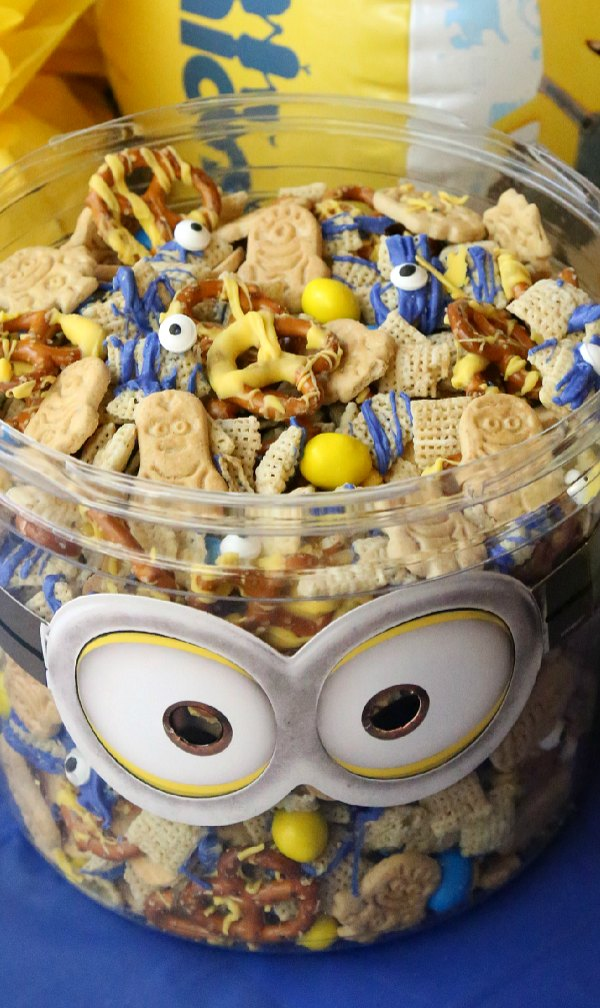 Minions Party Snack Recipe
