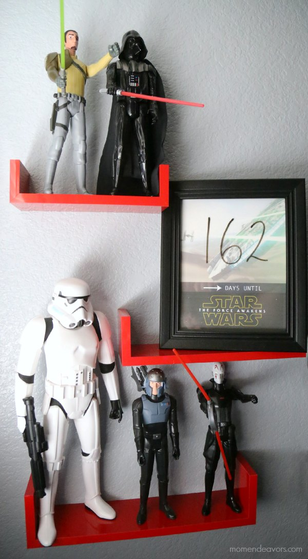 Star Wars Movie Countdown