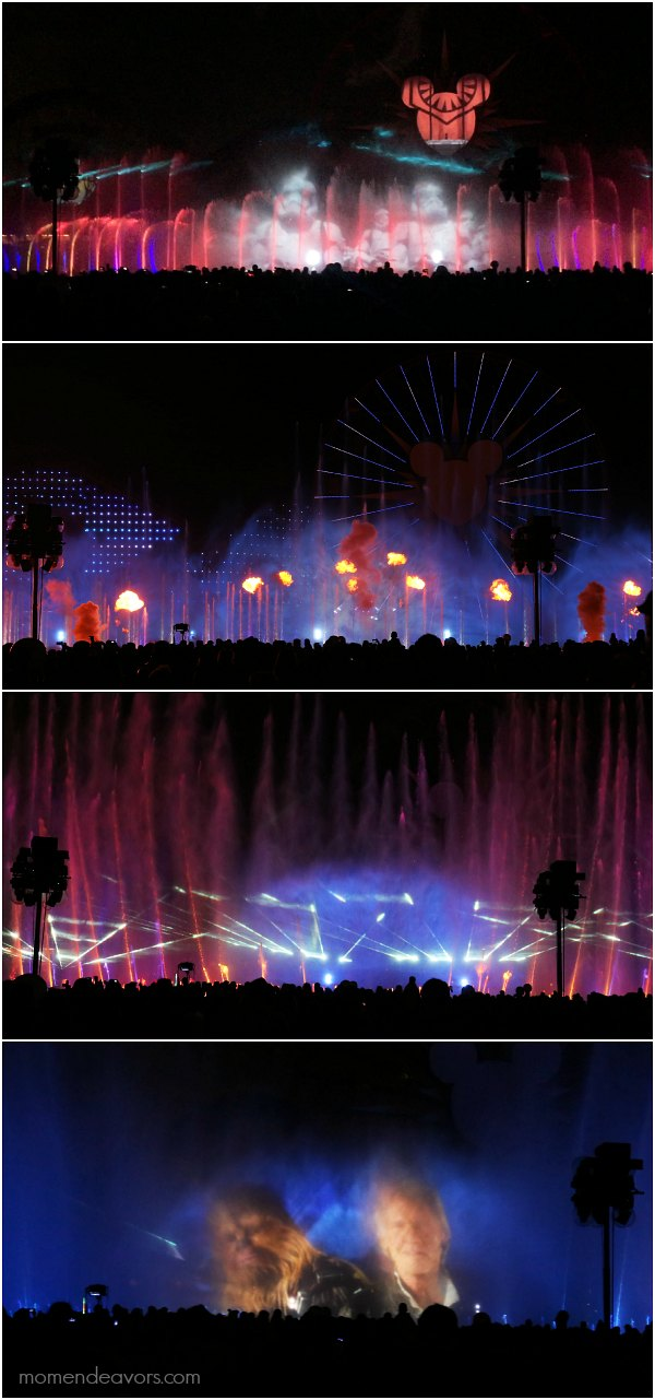 Star Wars World of Color