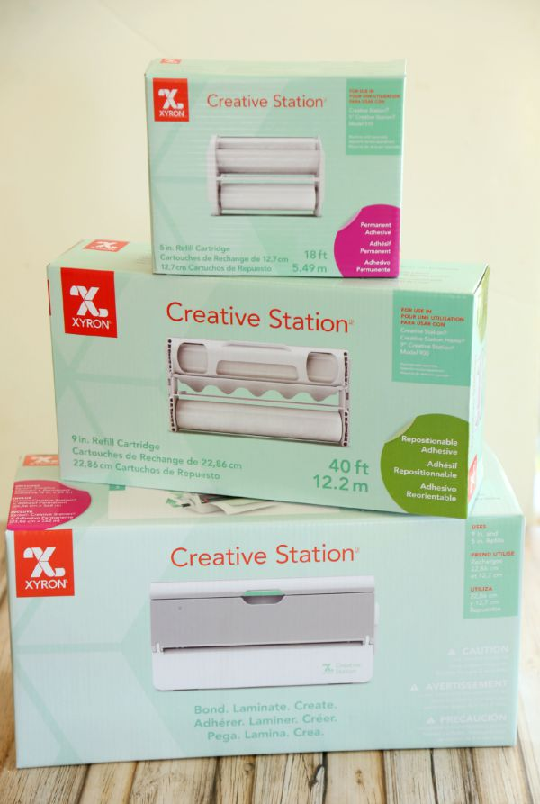 Xyron Creative Station Items