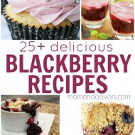25+ Delicious Blackberry Recipes
