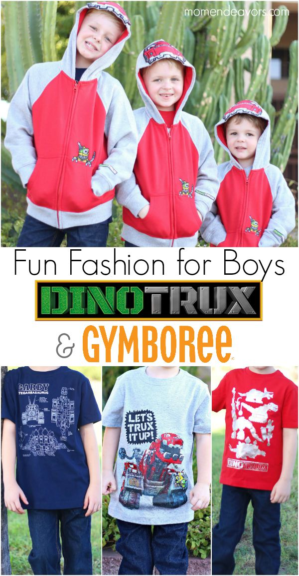 Boy Fashion Gymboree Dinotrux