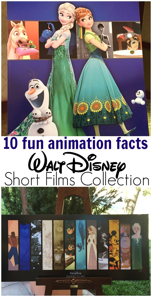 Disney Animation Facts
