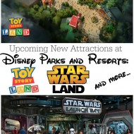 Star Wars Land, Toy Story Land, and More Upcoming Disney Parks Attractions!