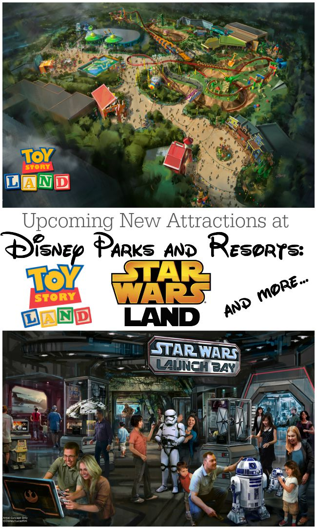 Disney Parks Updates - Star Wars Land