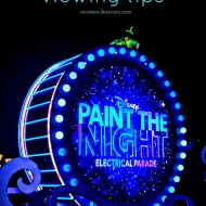 Disneyland's All-New Paint the Night Parade Viewing Tips