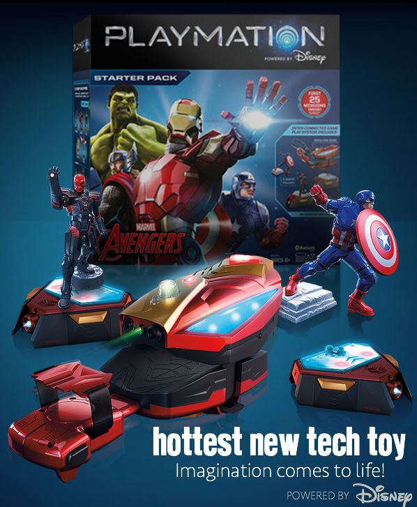 Disney's Playmation Toy