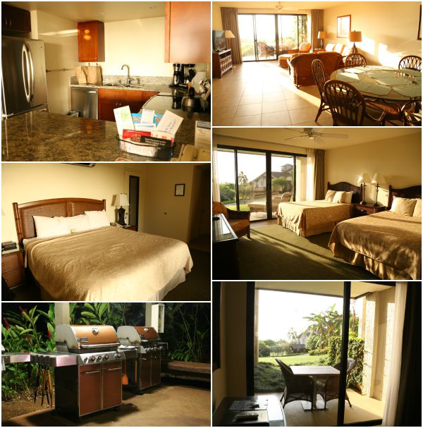 Hanalei Bay Resort Condo Accommodations