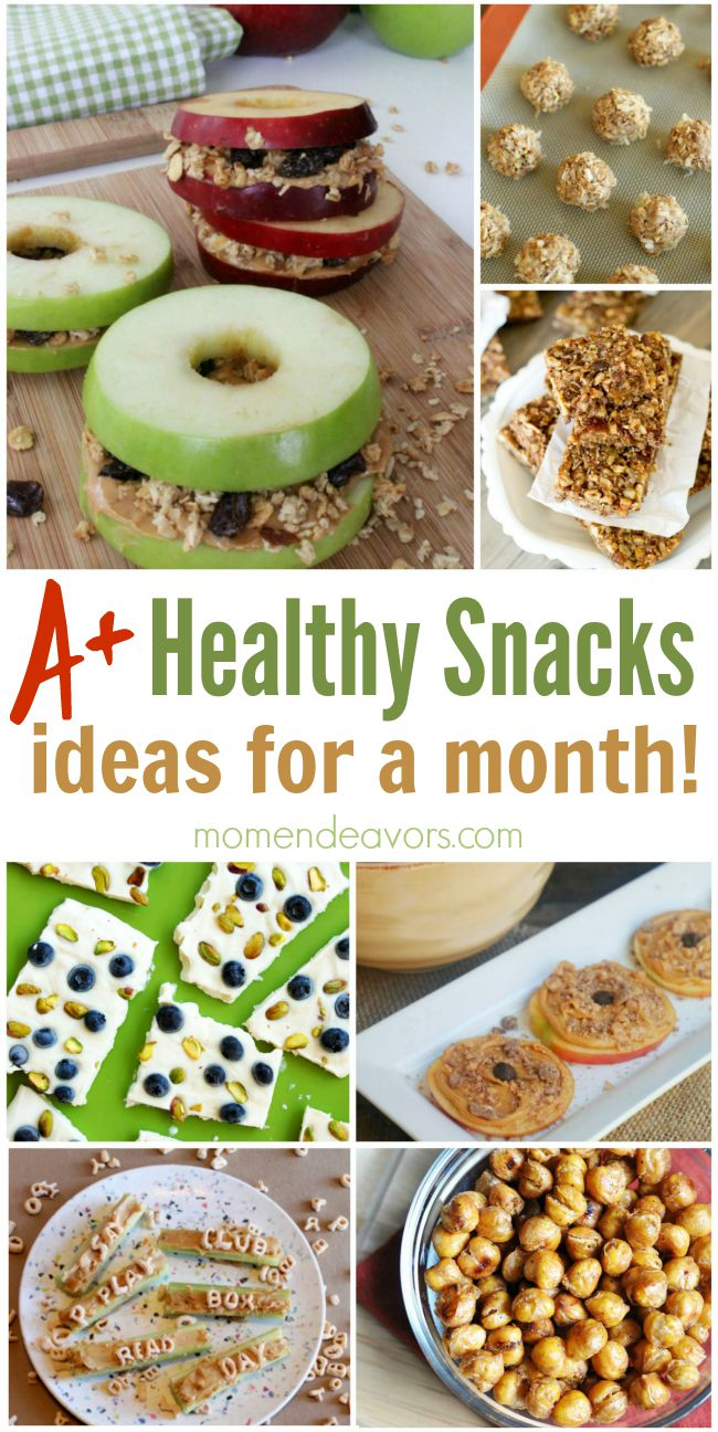 Easy Snack Foods To Make