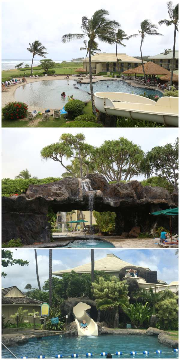 Kauai Beach Resort Pools