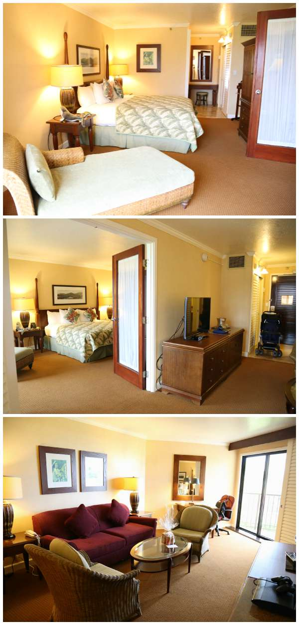 Kauai Beach Resort Suite