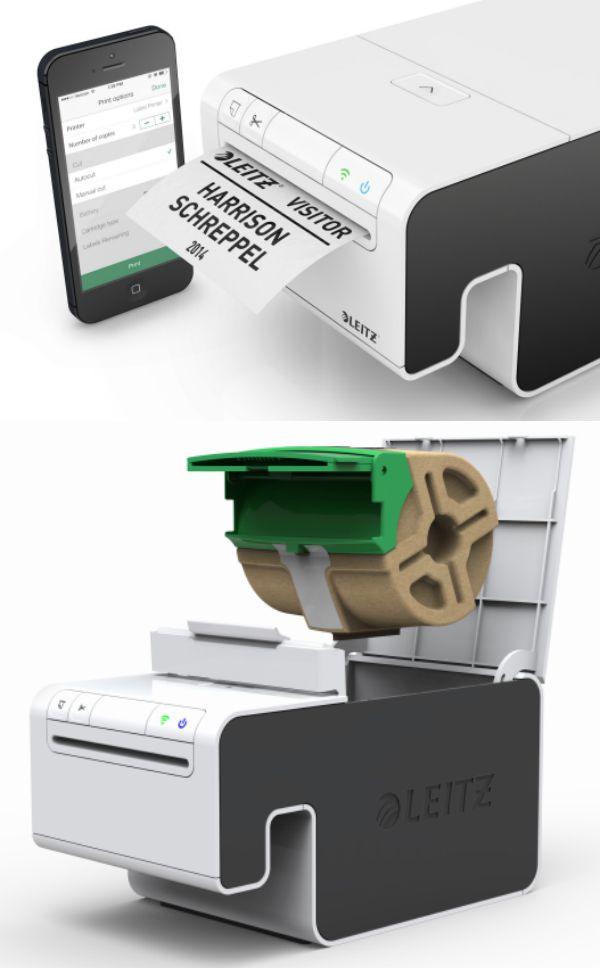 Leitz Icon Label System