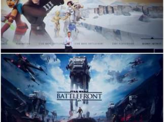 Star Wars Disney Gaming
