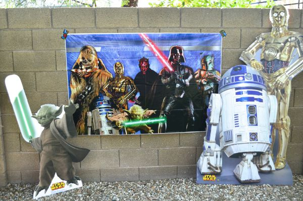 Star Wars Party Photo Booth