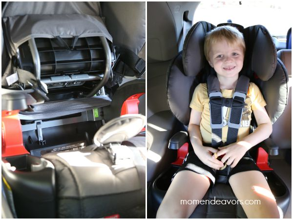 Britax ClickTight Booster