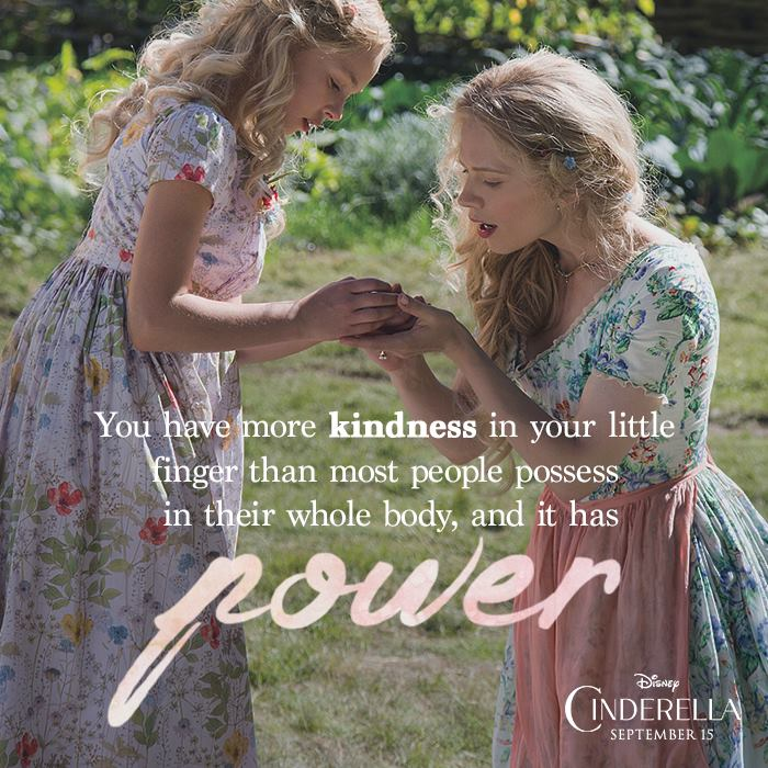 Cinderella Kindness