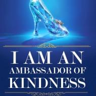 Be a Cinderella Kindness Ambassador – Help Share 1 Million Words of Kindness