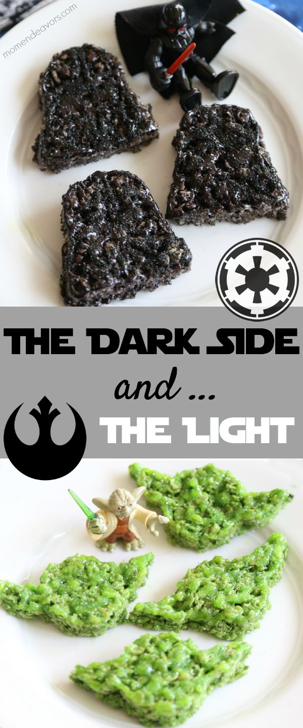Dark Side and The Light Star Wars Treats