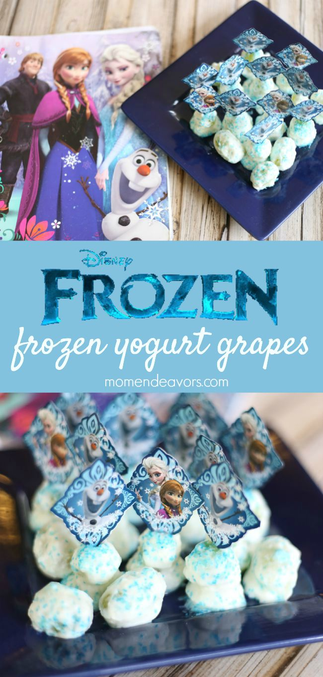 Disney FROZEN Snack Bites