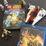Great All-New Star Wars DVDs for Kids!!