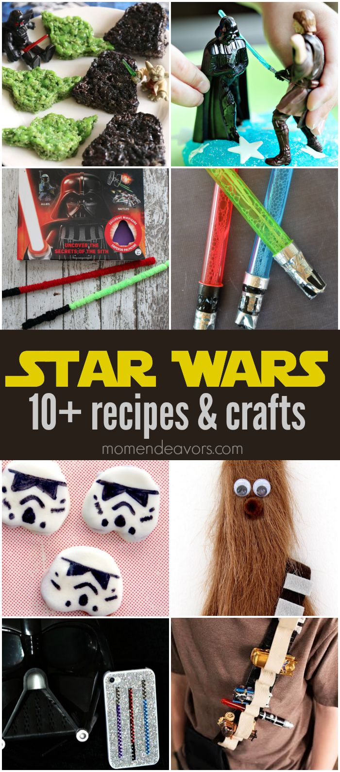 Star Wars Recipes and Crafts