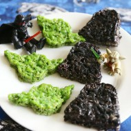 Star Wars Rice Krispies Treats