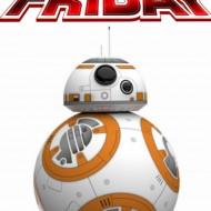 Force Friday: Hottest New Star Wars Toy is Sphero BB-8!!!