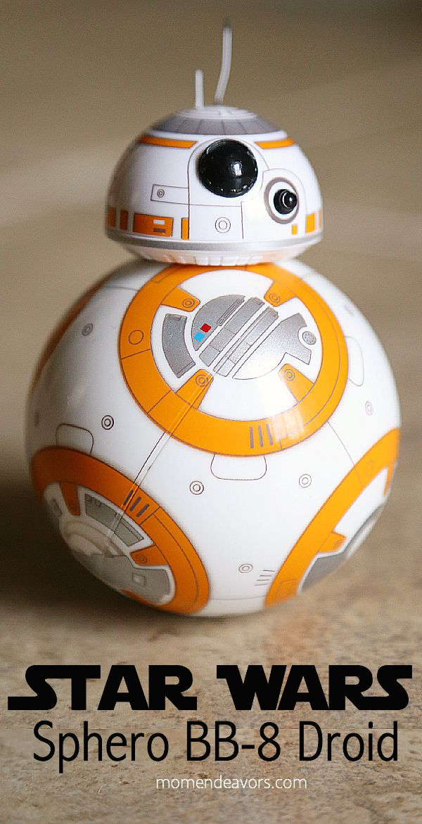 Star Wars Sphero BB-8 Droid(1)