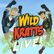 On Adventure with the Coolest Creatures – Wild Kratts LIVE!
