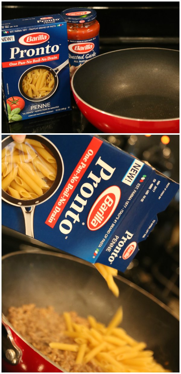 Barilla Pronto One Pan Pasta