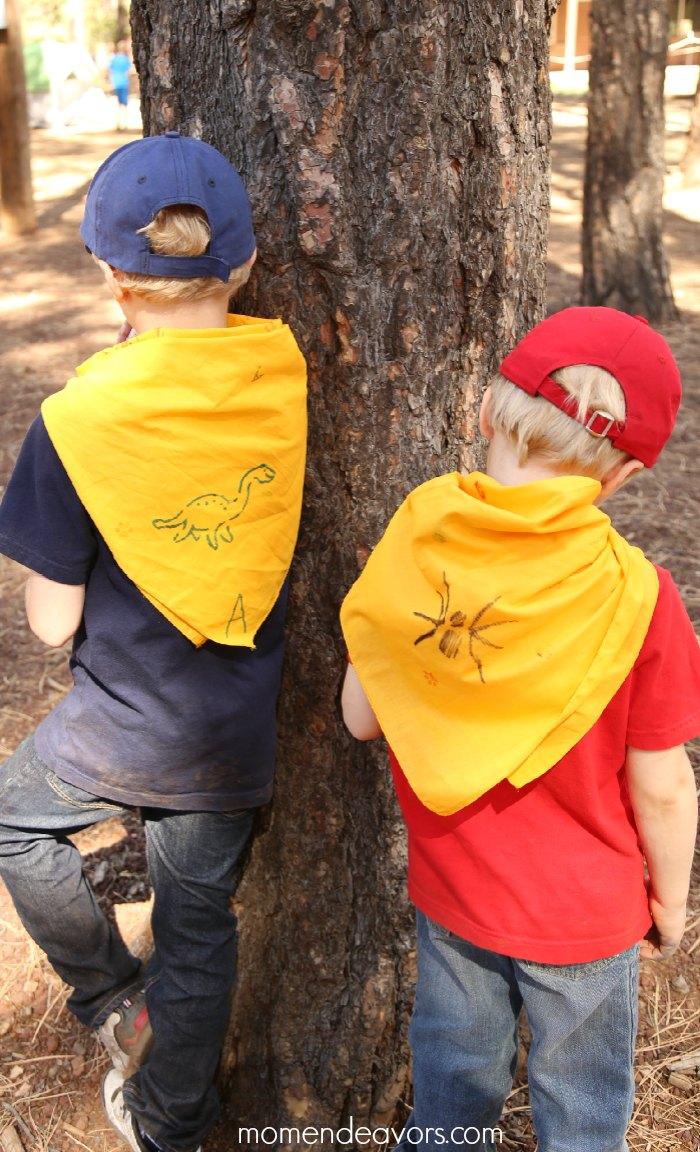 Cub Scout Camp