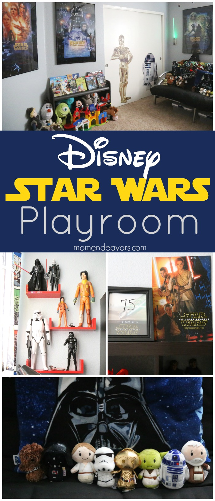 Disney Star Wars Playroom