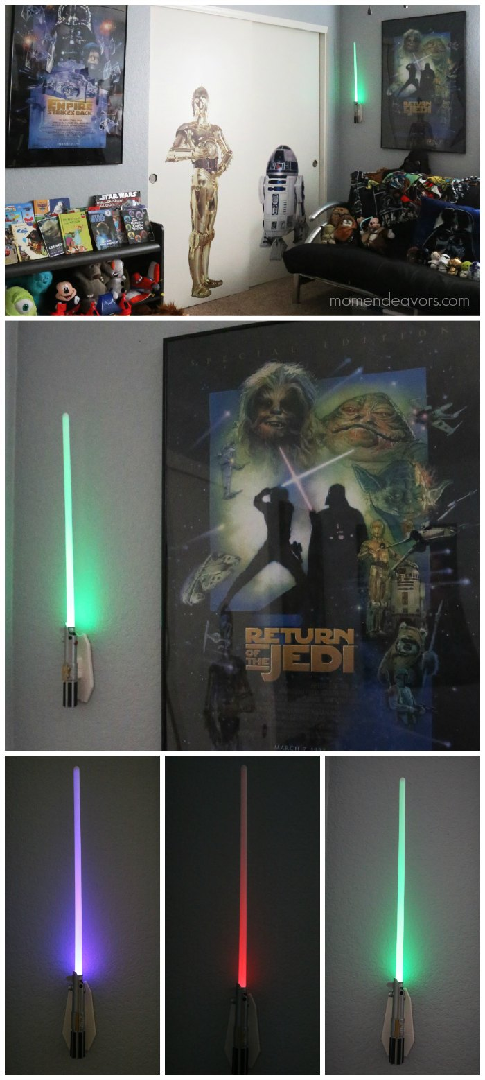 Lightsaber Light