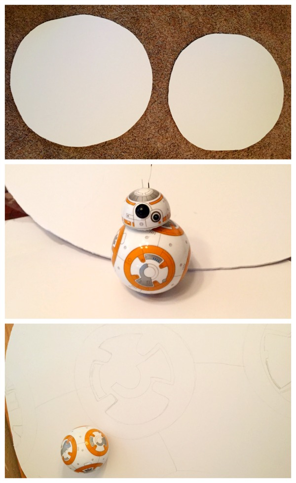 Making BB-8 Costume